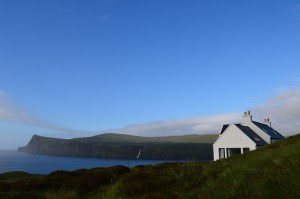 Views to Dunvegan Head